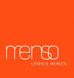 Logo van Menso BV, ook link naar de website van Menso.